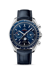 Omega MOONPHASE CO-AXIAL MASTER CHRONOMETER CHRONOGRAPH 304.33.44.52.03.001 — фото превью