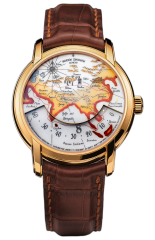 Vacheron Constantin Tribute to great explorers - «Marco Polo» expedition 47070/000J-9086 — фото превью