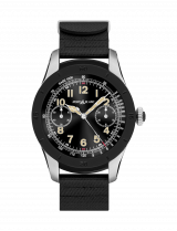 Montblanc Summit Smartwatch of Two-Tone Steel and Rubber Strap 117534 — фото превью