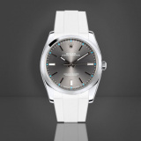 Oyster Perpetual 39 Classic Series Arctic White