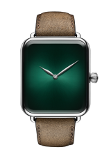 H. Moser & Cie Swiss Alp Watch Concept Cosmic Green 5324-0210