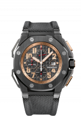 Audemars Piguet Royal Oak Offshore Arnold Schwarzenegger The Legacy Chronograph 26378IO.OO.A001KE.01 — фото превью