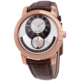 Moon Phase Automatic Rose Gold 42mm