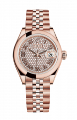 Rolex Lady-Datejust 28 mm 279165-0024 — фото превью