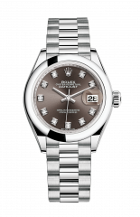 Rolex Lady-Datejust 28 mm 279166-0011 — фото превью