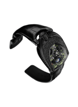 Urwerk UR-106 Black Lotus UR-106 BLACK LOTUS — фото превью