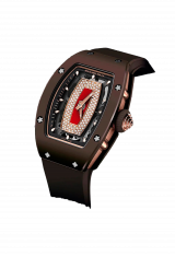 RM 07-01 Brown Ceramic