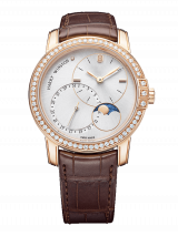 Harry Winston Midnight Date Moon Phase Automatic 42mm MIDAMP42RR004