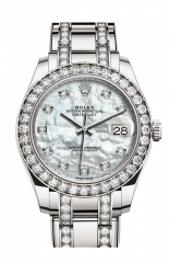 Rolex White Gold and Diamonds 39 mm 86289-0002 — фото превью