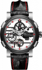 Romain Jerome Skylab 48 Speed Metal Skulls RJ.M.AU.030.03 — фото превью