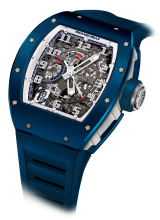RM 030 Blue Ceramic Emea LTD Edition