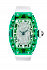 RM 07-02 Automatic Green Sapphire
