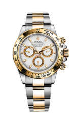 Rolex Steel and Yellow Gold 40 мм 116503-0001