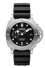 Submersible 3 Days Automatic Acciaio — 42 mm