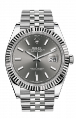 Rolex Steel and White Gold 41 mm 126334-0014 — фото превью