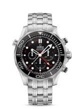 Omega Co-Axial GMT Chronograph 44 мм 212.30.44.52.01.001