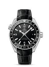 Omega Co-axial GMT 43,5 мм 232.98.44.22.01.001