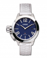 U-Boat 40 Blue Dial with Diamonds 7077