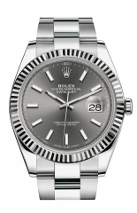 Rolex Steel and White Gold 41 mm 126334-0013 — фото превью