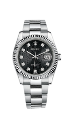 Rolex Steel and White Gold 36 мм 116234-0122 — фото превью