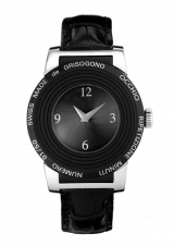 de Grisogono White gold with PVD-coating O-N01 — фото превью