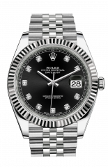 Rolex Steel and White Gold 41 mm 126334-0012 — фото превью