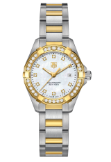 TAG Heuer Steel & Yellow Gold 300M 27 мм WAY1453.BD0922 — фото превью