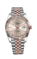 Rolex Steel and Everose Gold 41 мм 126331-0010