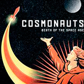 Выставка Cosmonauts: Birth of the Space Age
