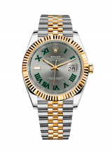 Rolex Steel and Yellow Gold 41 мм 126333-0020