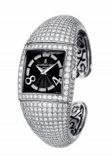 White gold with Diamonds
