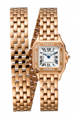 Cartier Mini model with Double Bracelet 22 CPDC-MMDB-01