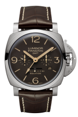 8 Days Equation of Time Titanio — 47 mm