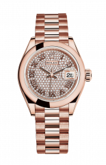 Rolex Lady-Datejust 28 mm 279165-0023 — фото превью
