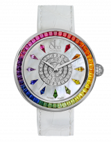 BRILLIANT RAINBOW WHITE GOLD