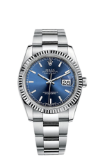 Rolex Steel and White Gold 36 мм 116234-0128