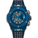 Hublot Unico Italia Independent Blue 45 mm 411.YL.5190.NR.ITI15 — фото превью