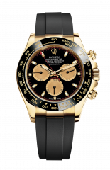 Rolex Oyster 40 мм Yellow Gold 116518ln-0039