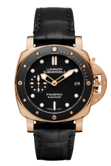 Panerai Submersible 3 Days Automatic Oro Rosso — 42 mm PAM00684 — фото превью
