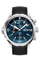 Chronograph Edition «Expedition Jacques-Yves Cousteau»
