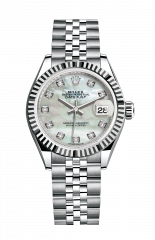 Rolex Lady-Datejust 28 mm 279174-0009 — фото превью