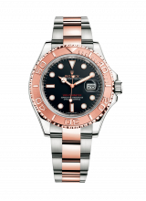 Rolex Yacht-Master 40 Steel and Everose gold 116621-0002 — фото превью
