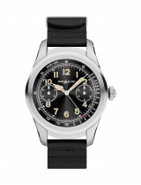 Montblanc Summit Smartwatch of Titanium and Rubber Strap 117529 — фото превью