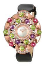 Bvlgari Quartz (Jewellery Watches) 102217 DVP39WGD1ARPL — фото превью