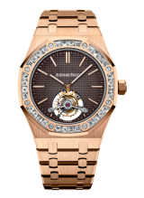 Royal Oak TOURBILLON EXTRA-THIN