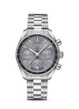 Omega Co-Axial Chronograph 38 мм 324.30.38.50.06.001