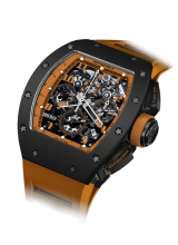 RM 011 Flyback Chronograph Orange Storm