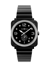 BR S BLACK CERAMIC DIAMONDS
