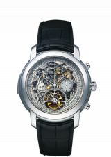Audemars Piguet Jules Audemars Minute Repeater Tourbillon Chronograph 26270PT.OO.D002CR.01 — фото превью