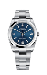 Rolex Stainless Steels 36 мм 116000-0002